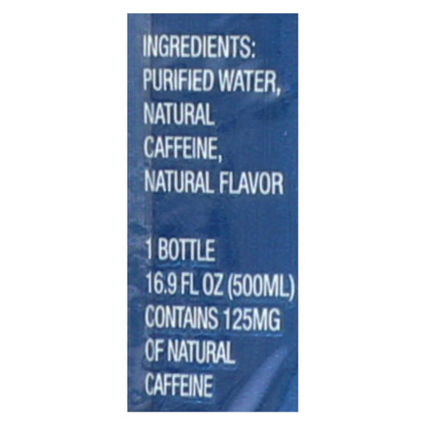 Avitae - Caffeine And Water - 125mg - Case Of 12 - 16.9 Fl Oz.