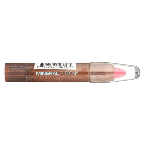 Mineral Fusion - Sheer Moisture Lip Tint - Twinkle - 0.1 Oz.