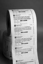 POTUS 45 Classic Tweet Paper - Single Roll