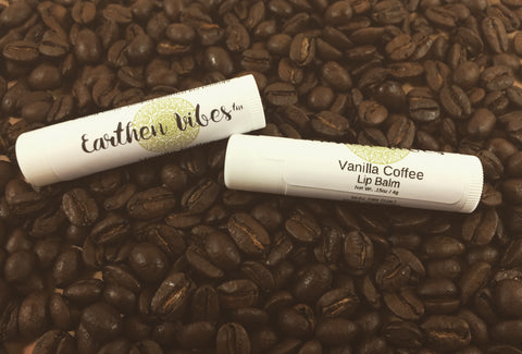 Vanilla Coffee Lip Balm-Lip Balm-Earthen Vibes