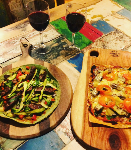 Healthy Pizza's