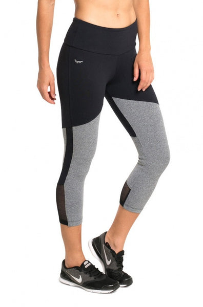 Sydney Supplex 3/4 Legging