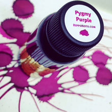 B6 Pygmy Hippo Noto + 1X Robert Oster Pygmy Purple Ink LATE PLEDGE