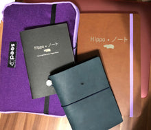 Hippo Noto Mini Book 3-Pack
