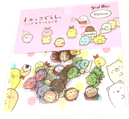 Sumikko Gurashi Stickers Set 2
