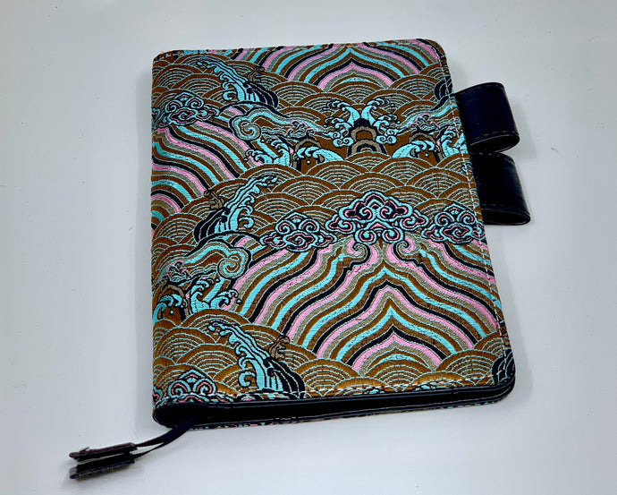 A6 Mountain and Sea Notebook Cover