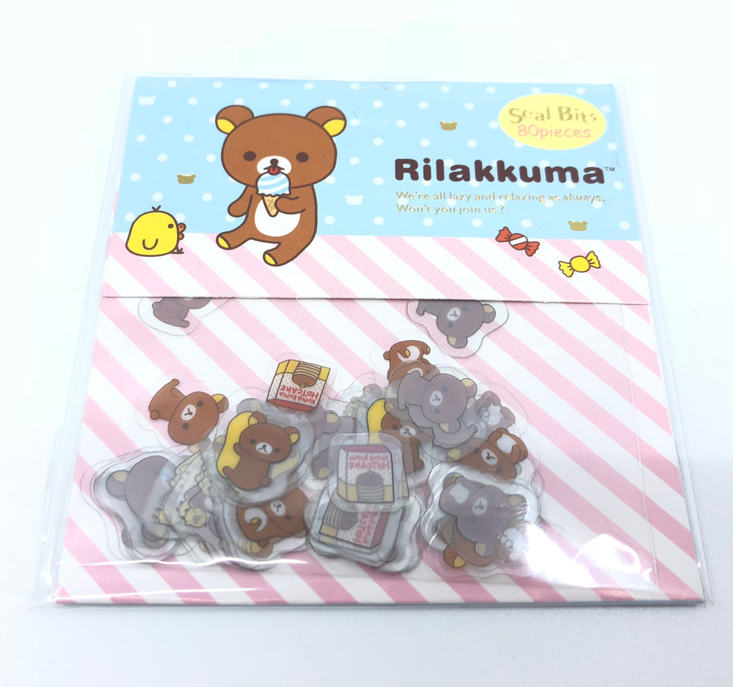 Rilakuma Stickers Set 2