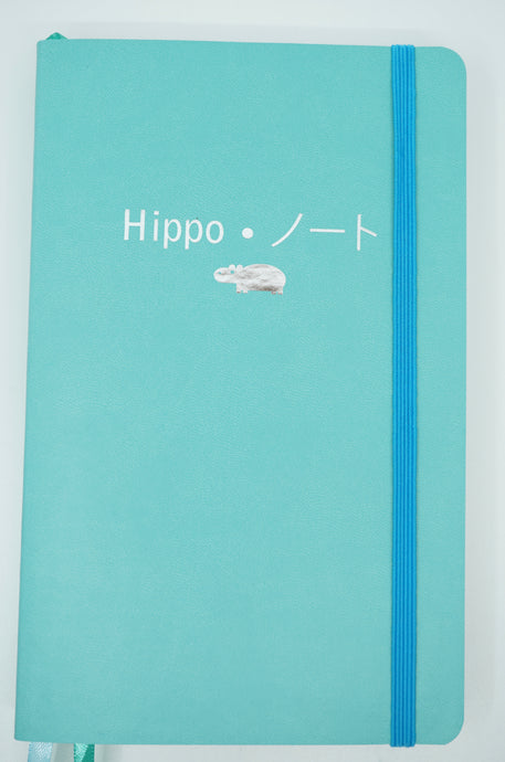 Hippo Noto Ivory Pocket A5 Notebook