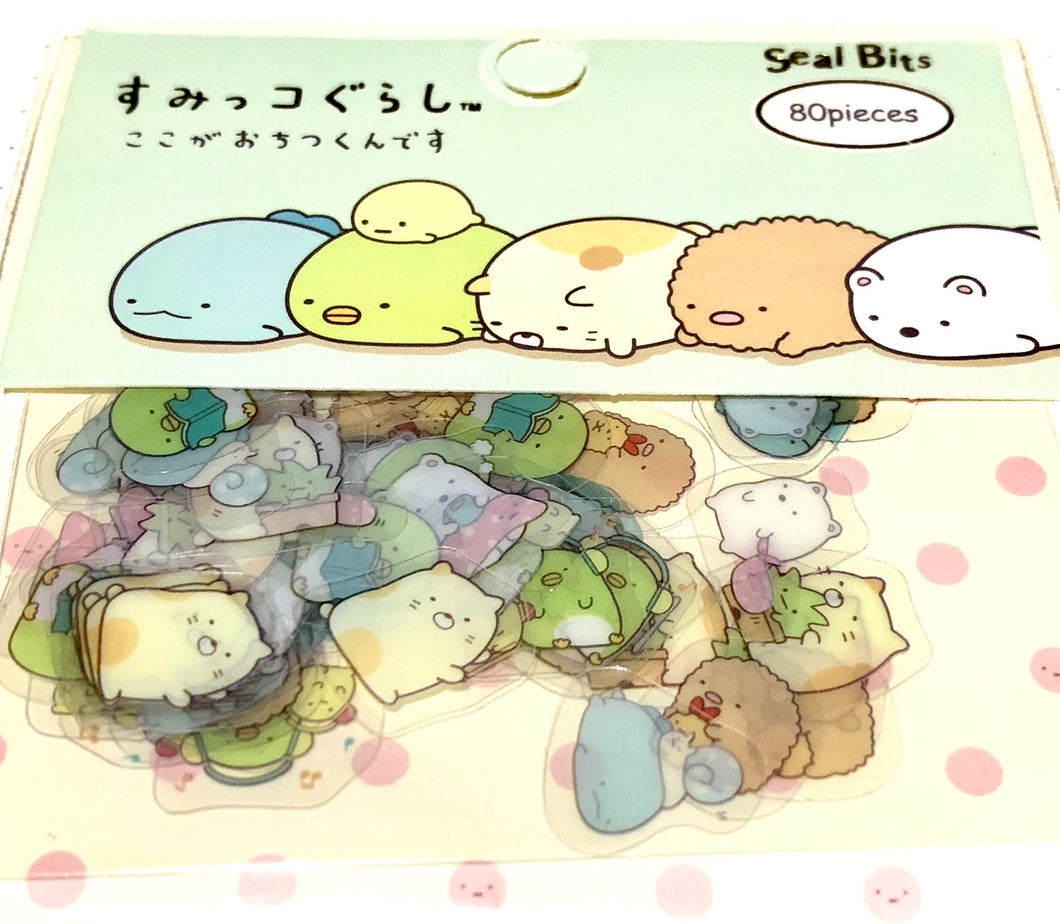 Sumikko Gurashi Stickers Set 1