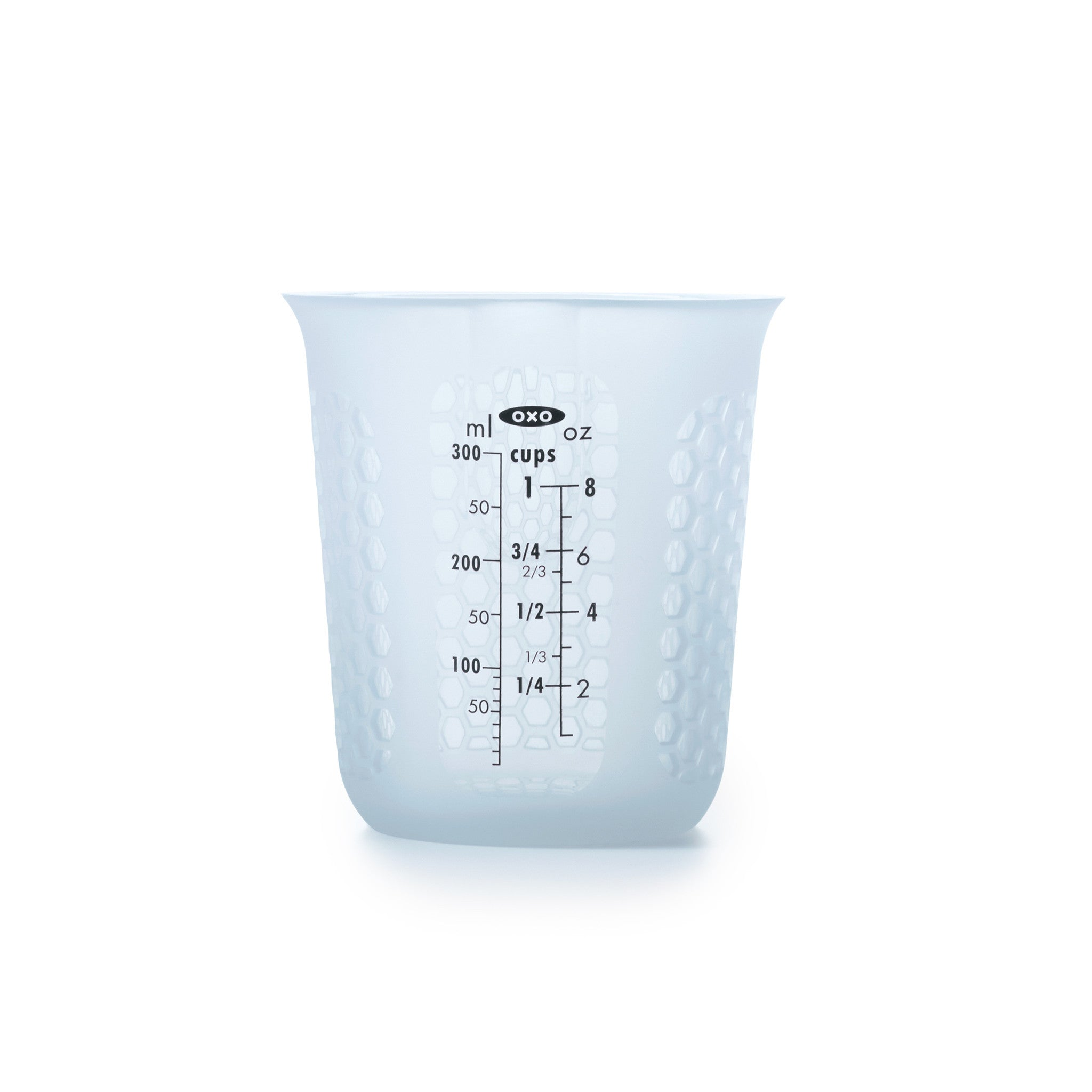 Squeeze & Pour Silicone Measuring Cup, 1-Cup