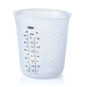Squeeze & Pour Silicone Measuring Cup, 2-Cup
