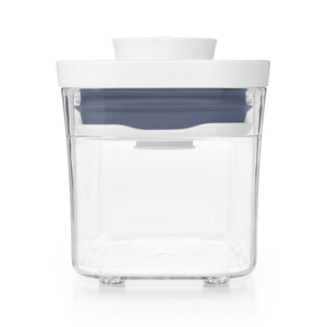 OXO GG POP CONTAINER - SLIM RECTANGLE MINI 0.4 QT
