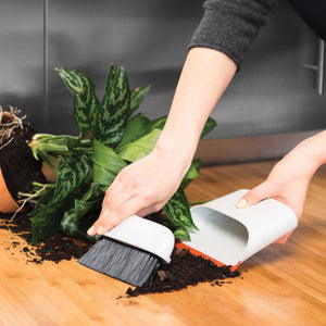 Compact Dustpan & Brush Set