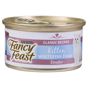 Fancy Feast Kitten Whitefish Feast
