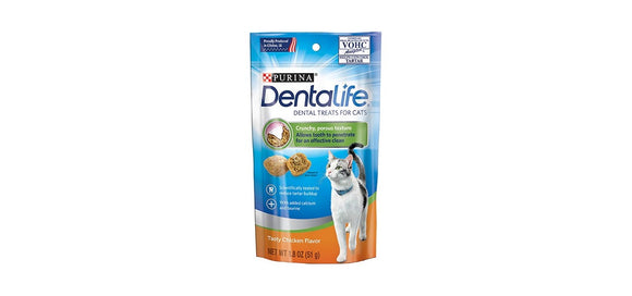DENTALIFE Cat Chicken Treats