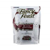 Fancy Feast Beef, Salmon & Cheese 4X1.4KG