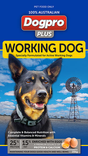 DogPro Working Dog (20kg)