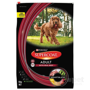Supercoat Adult With Real Beef