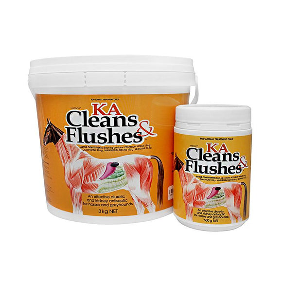 IAH KA Cleans and Flushes - Various Sizes