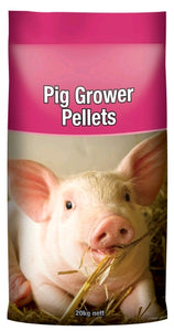 Laucke Pig Grower Pellets