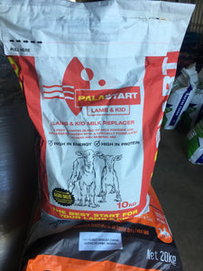 Palastart Lamb and Kid milk replacer 10kg