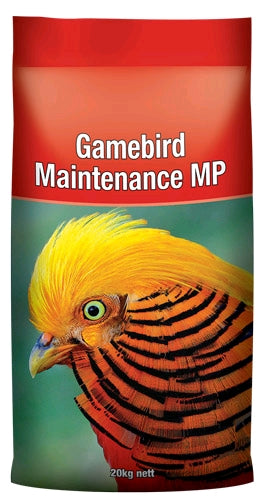 GAMEBIRD MAINTENANCE MP 20kg