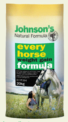 Johnson's Every Horse Weight Gain 20kg