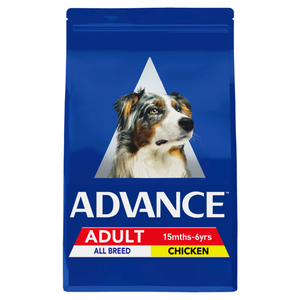 Adult All Breed Dry Dog Food Chicken 20KG