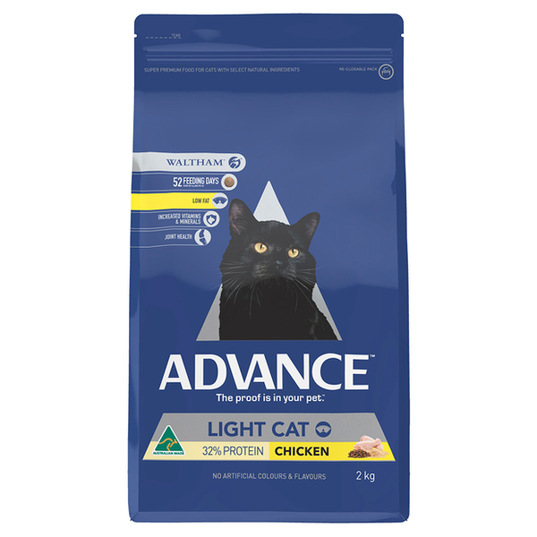 ADVANCE LIGHT CAT