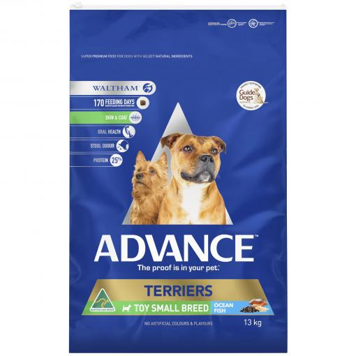 Advance Dog Terrior - Various sizes