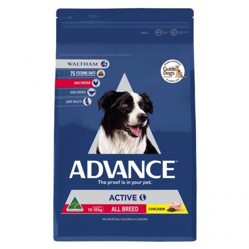 ADVANCE Dog Active All Breed - Various Sizes
