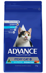 ADVANCE ITCHY CAT