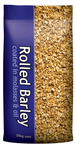 Laucke Rolled & Coated Barley 20kg
