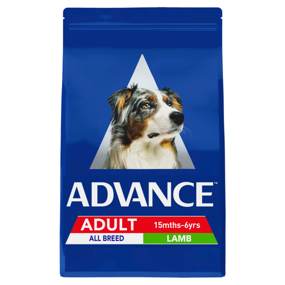 Adult All Breed Dry Dog Food Lamb 20kg