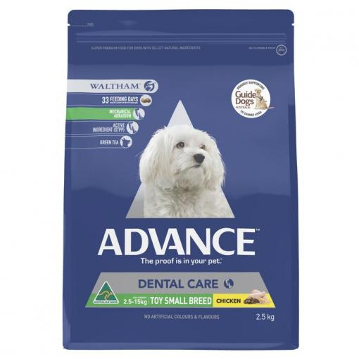 Advance Dog Toy/Small Breed Dental
