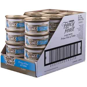 Fancy Feast Prime Fillet Tuna (Grilled)