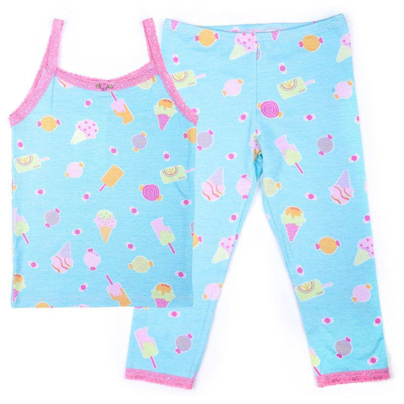 Esme Pajama Ice cream Tween Tank