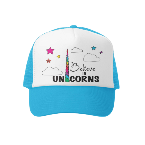 GromSquad Believe in Unicorns Cap