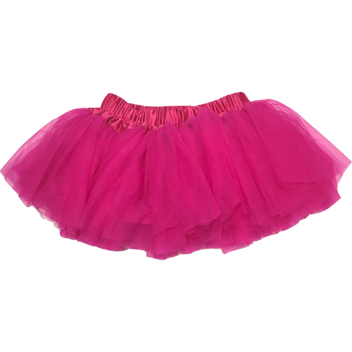 Baby Soft Tutu in Hot Pink