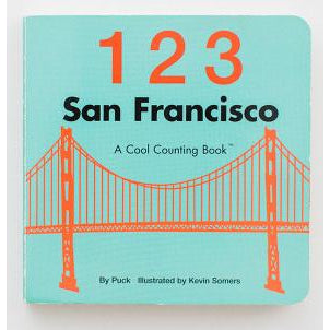 A 123 San Francisco Book