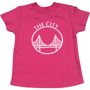 The City Classic in Hot Pink