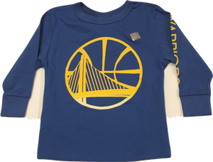 Junkfood Golden State Warriors Tee