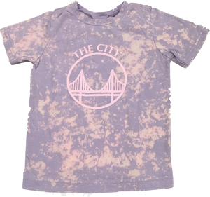 The City Classic Tie Dye Tee