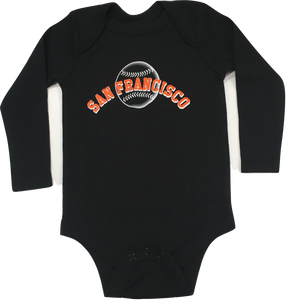 San Francisco Giants Onesie