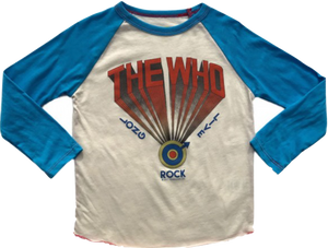 Rowdy Sprouts The Who Tee