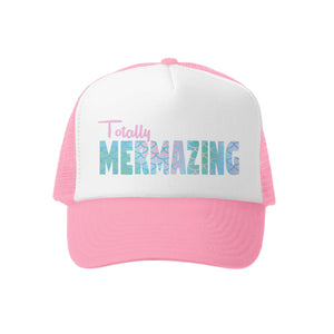 GromSquad Totally Mermazing Cap