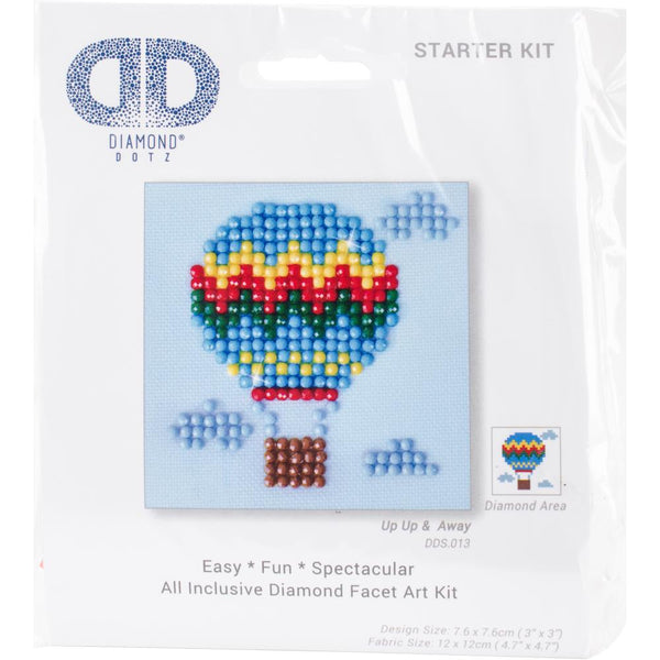 Diamond Embroidery Facet Art Kit