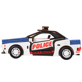 3D Wooden Puzzle Police Car