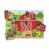 Around The Farm Sound Puzzle
