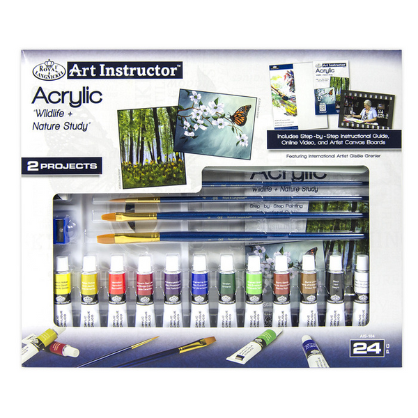 Art Instructor Acrylic Set
